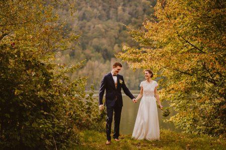 Svadobné šaty holý chrbát