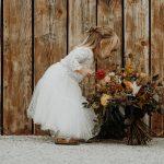 Detské šaty pre družičku