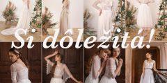 Nevesty a svadobné šaty 2020 Si dôležitá!