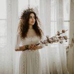 boho svadobné šaty
