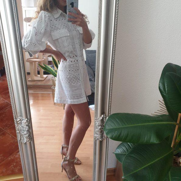 Letné šaty z madeiry